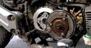 Cara Mengatasi Bunyi Tek Tek Mesin Motor