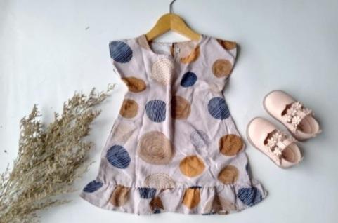 Rekomendasi Baju Santai Anak Perempuan
